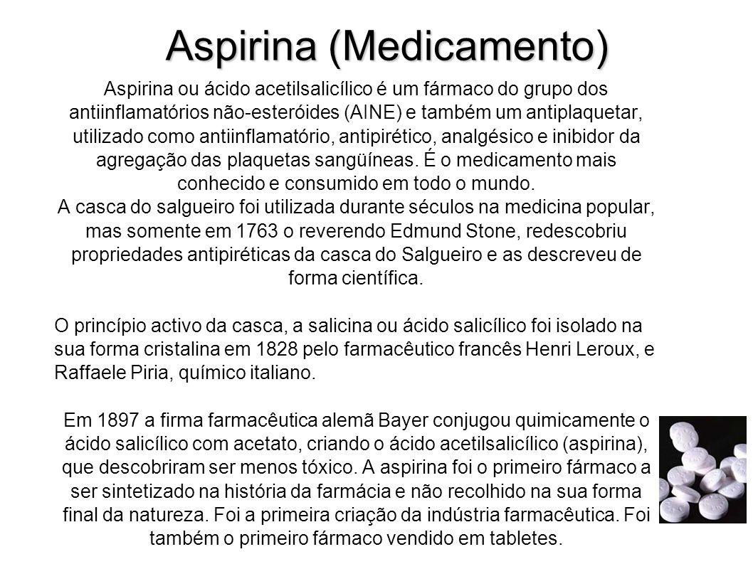 Aspirina (Medicamento)