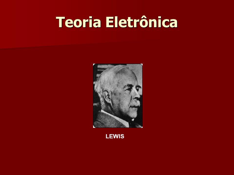 Teoria Eletrônica LEWIS