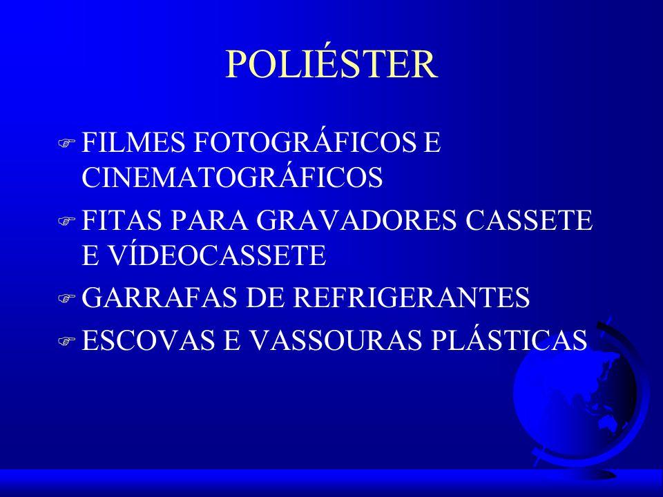 POLIÉSTER FILMES FOTOGRÁFICOS E CINEMATOGRÁFICOS