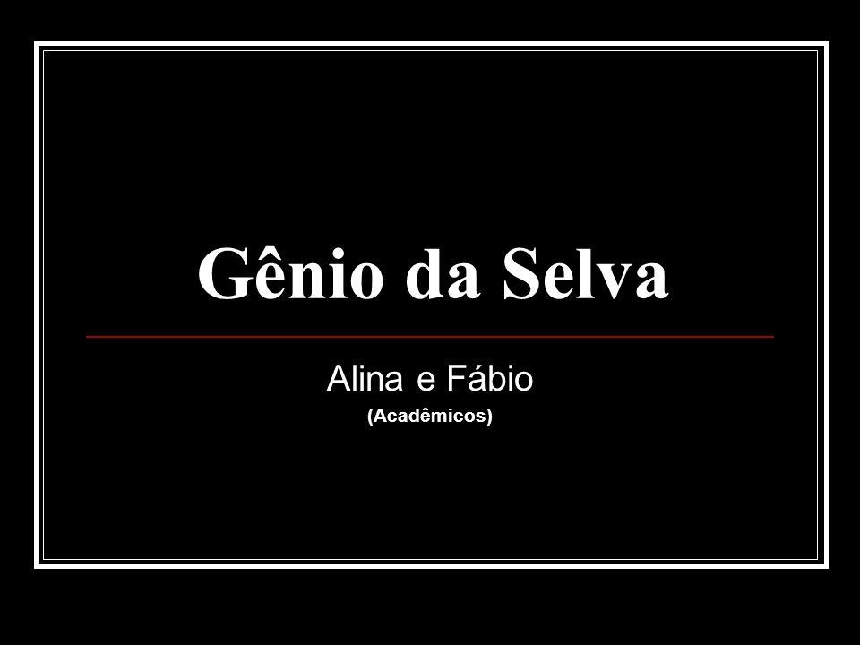 Alina e Fábio (Acadêmicos)