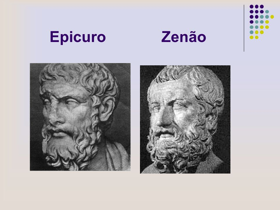 Epicuro Zenão