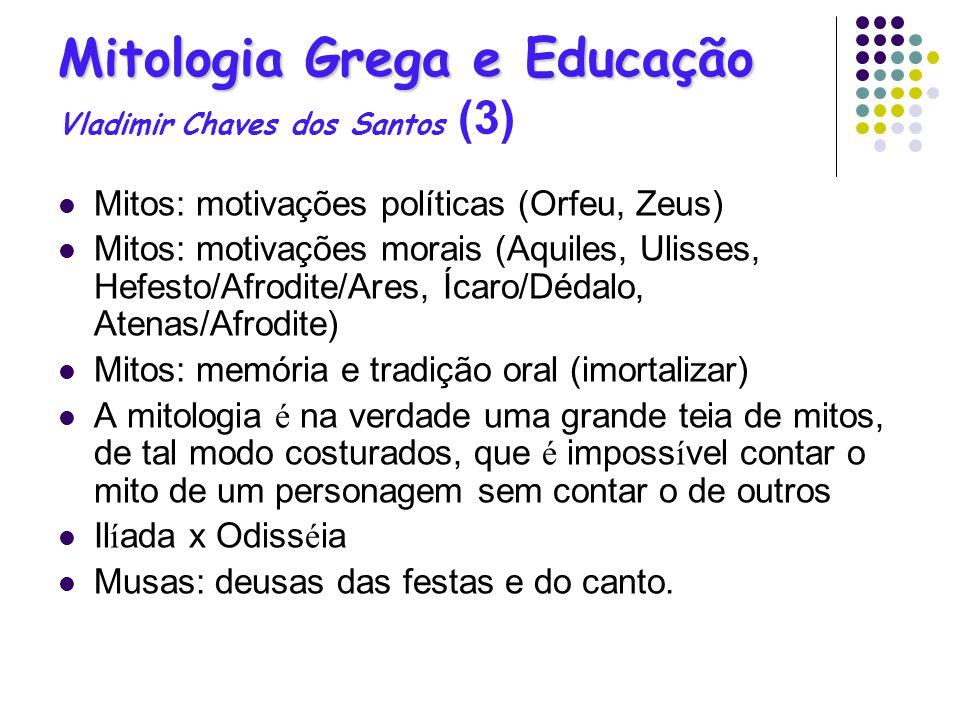 Mitologia Grega e Educação Vladimir Chaves dos Santos (3)