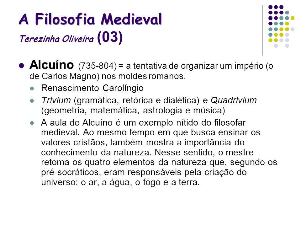 A Filosofia Medieval Terezinha Oliveira (03)