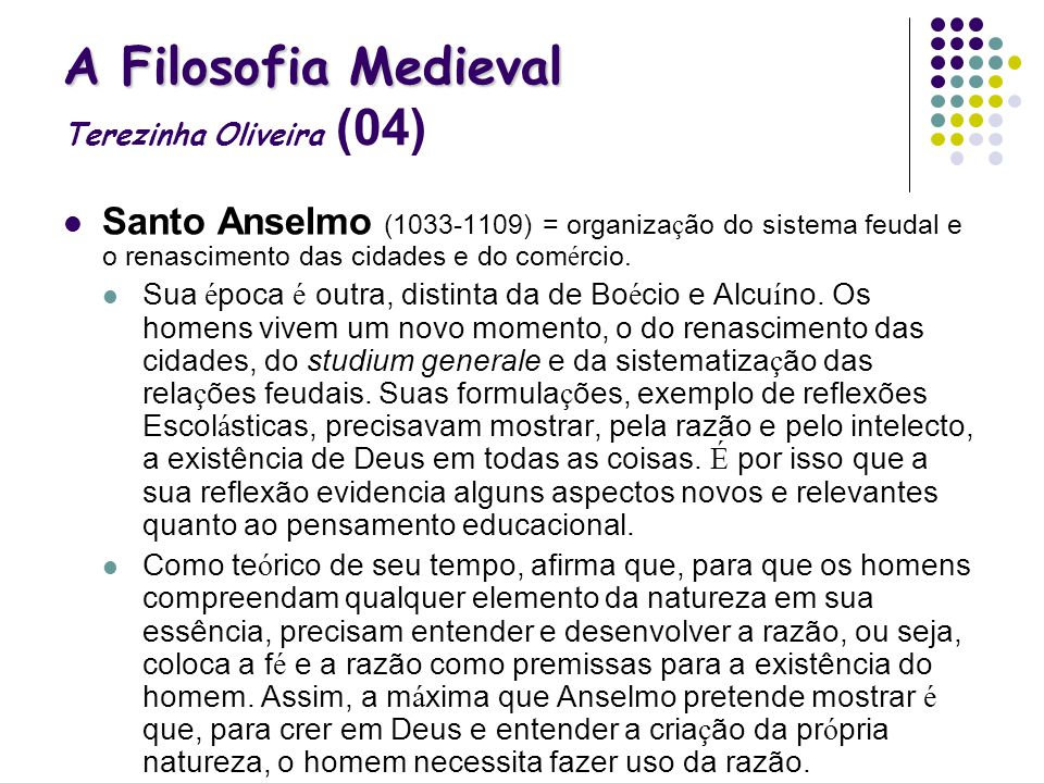 A Filosofia Medieval Terezinha Oliveira (04)
