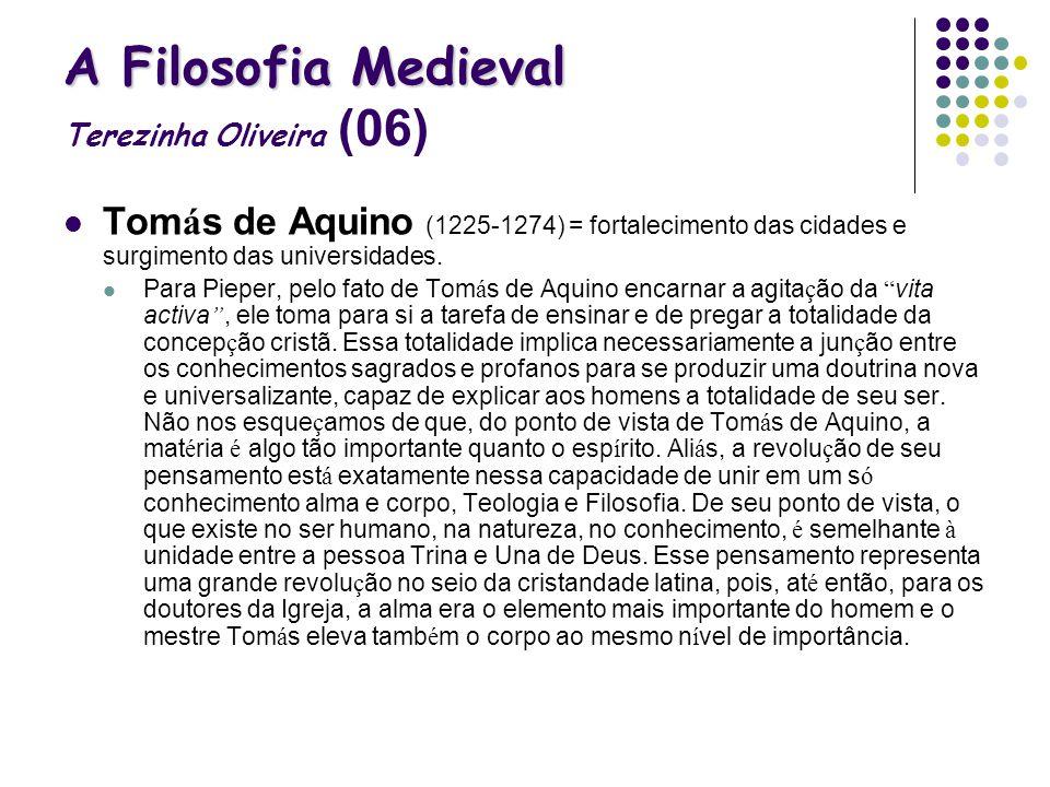 A Filosofia Medieval Terezinha Oliveira (06)