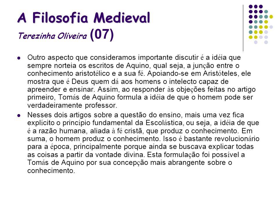 A Filosofia Medieval Terezinha Oliveira (07)