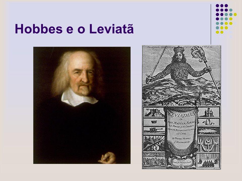 Hobbes e o Leviatã