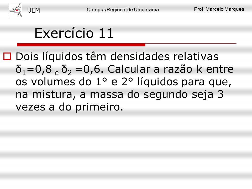 Exercício 11