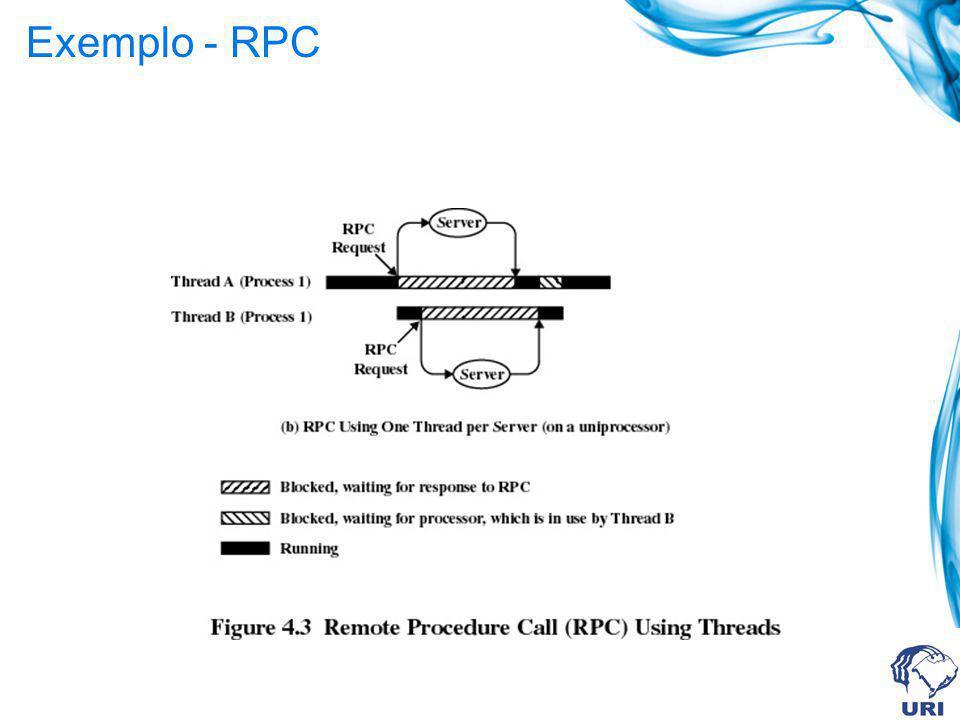 Exemplo - RPC