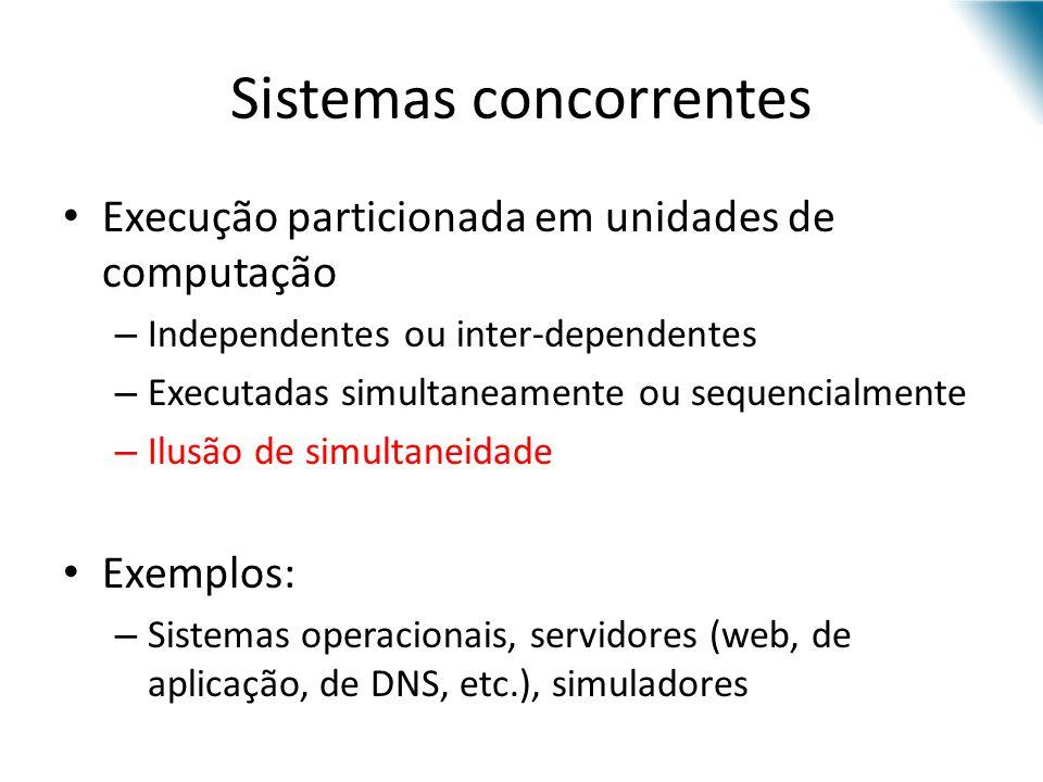 Sistemas concorrentes
