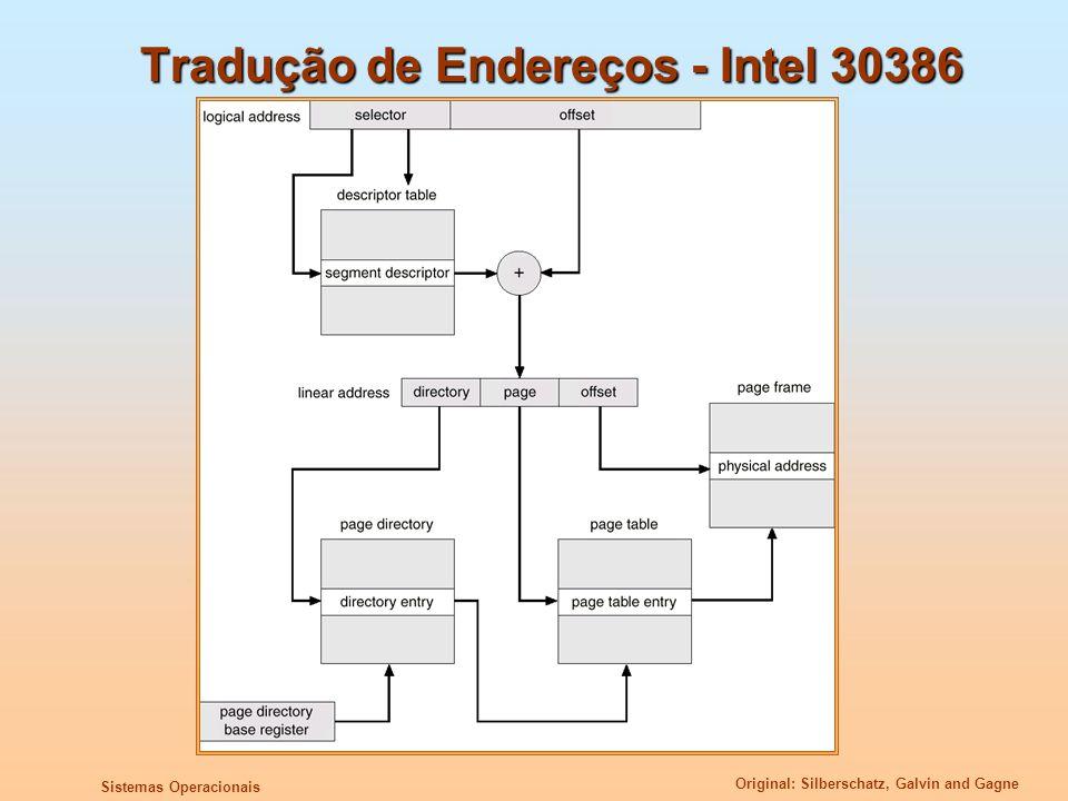 Tradução de Endereços - Intel 30386