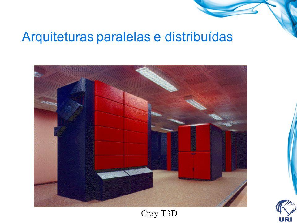 Arquiteturas paralelas e distribuídas