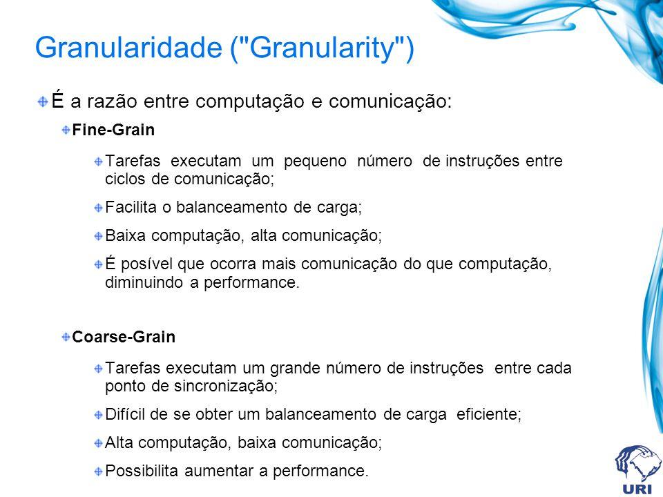 Granularidade ( Granularity )