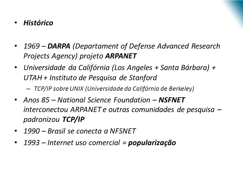 1990 – Brasil se conecta a NFSNET
