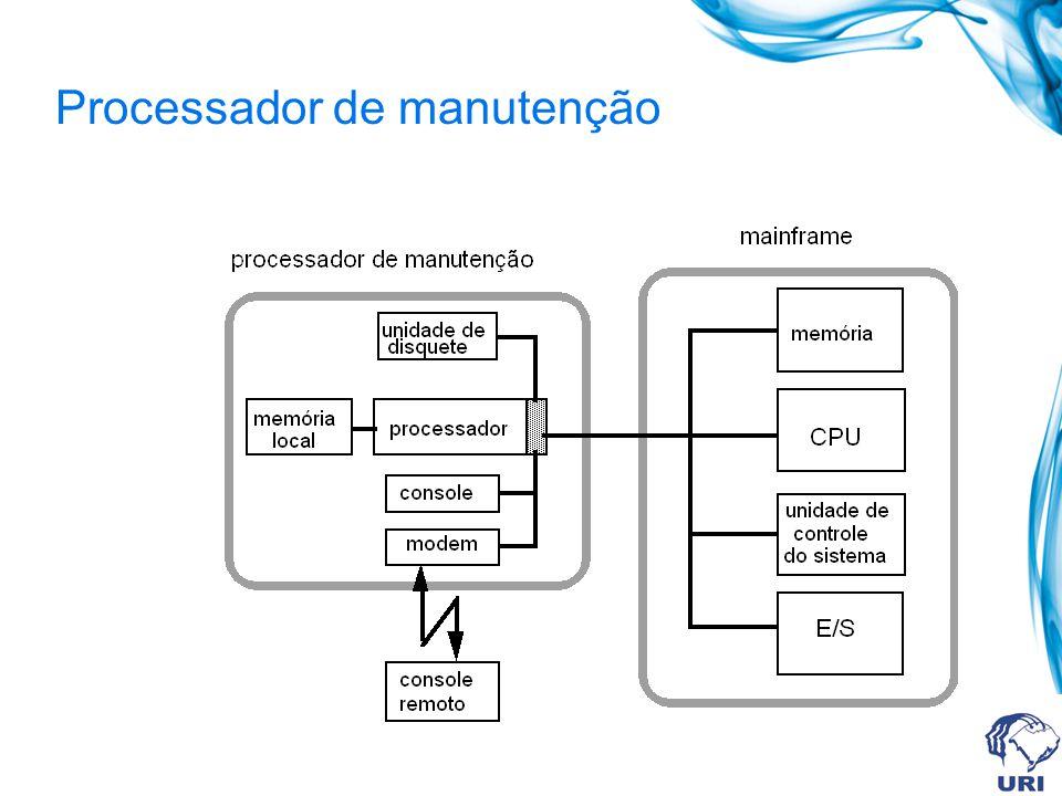 Processador de manutenção