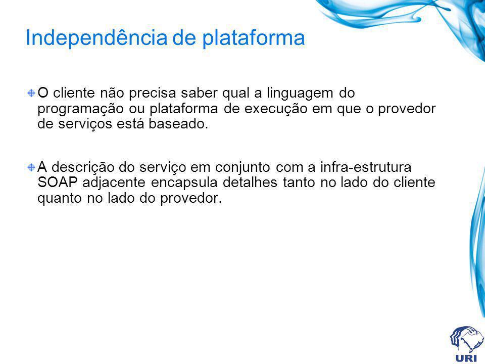 Independência de plataforma