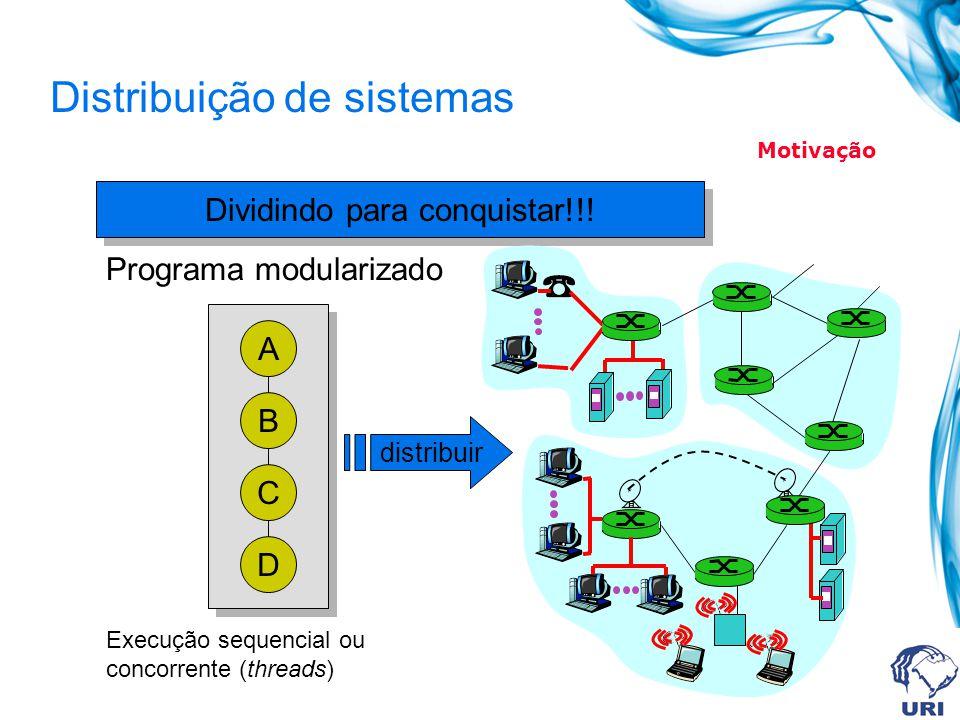 Distribuição de sistemas