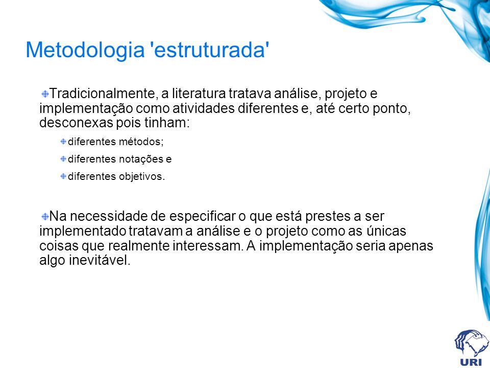 Metodologia estruturada