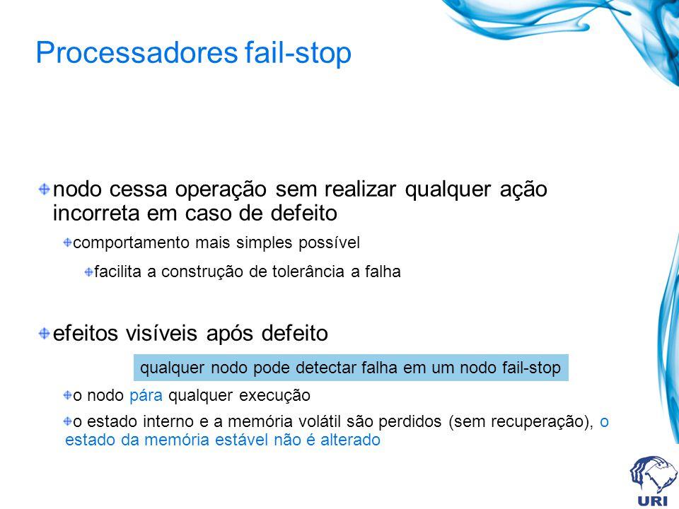 Processadores fail-stop
