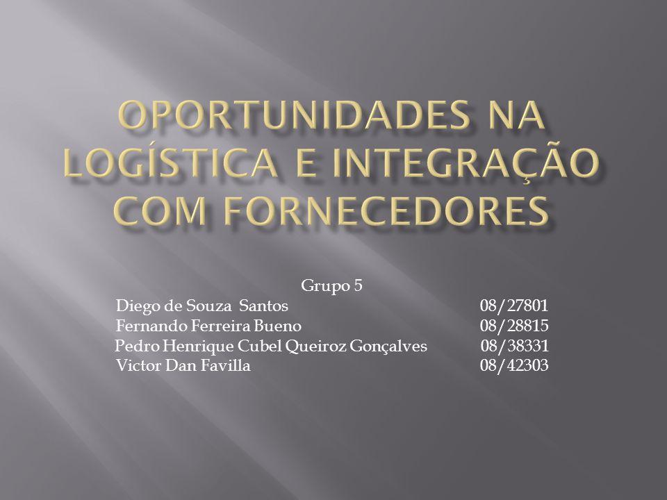 Oportunidades na Logística e integração com fornecedores