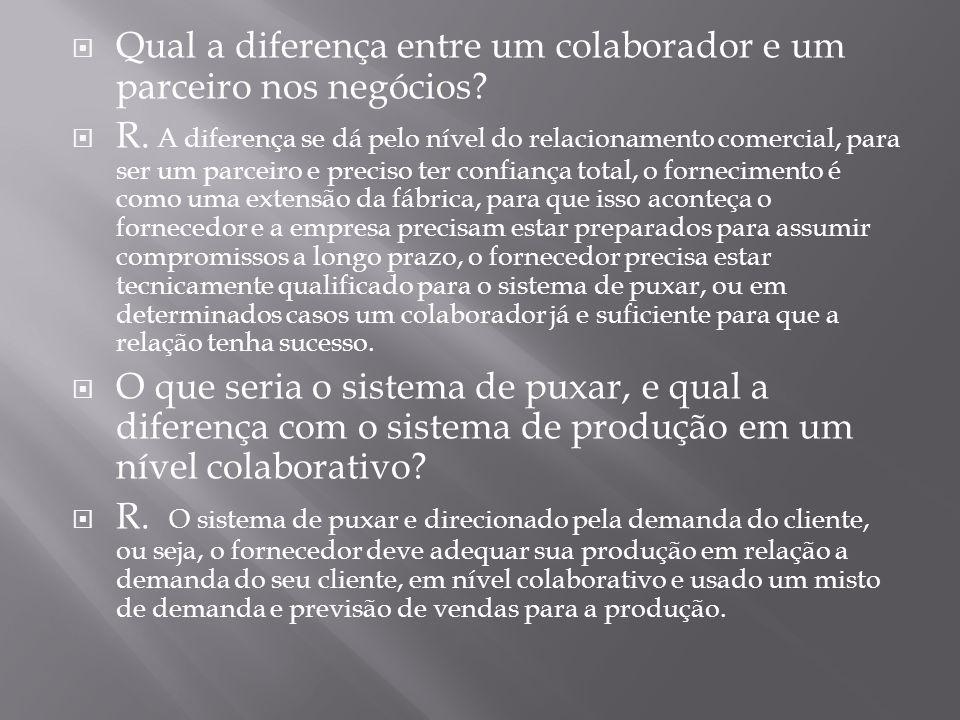 Qual a diferença entre um colaborador e um parceiro nos negócios