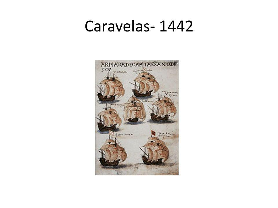 Caravelas- 1442
