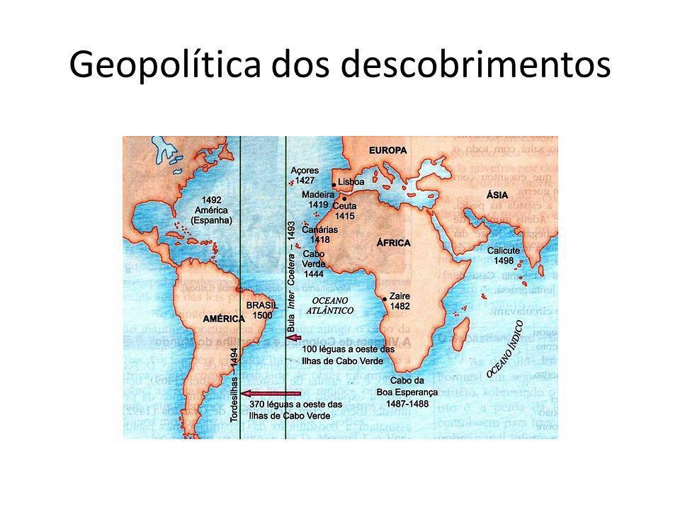 Geopolítica dos descobrimentos