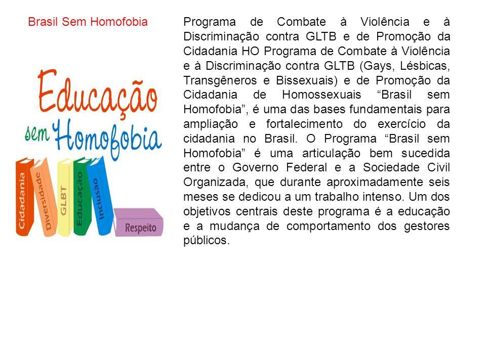Brasil Sem Homofobia