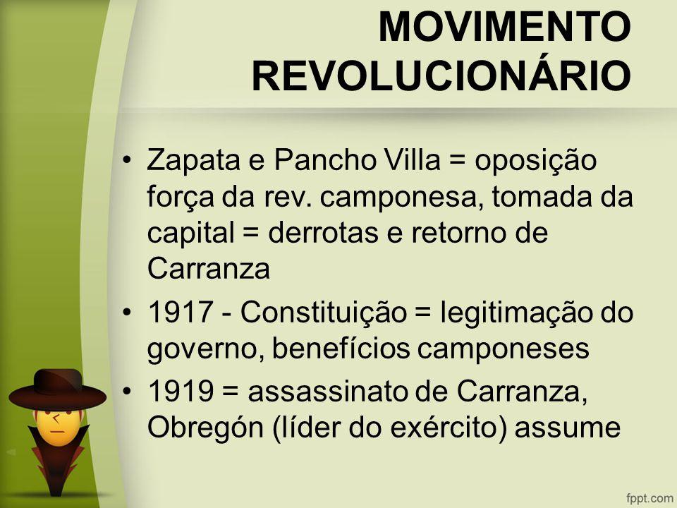 MOVIMENTO REVOLUCIONÁRIO