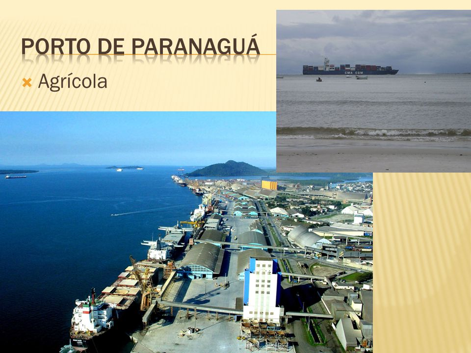 Porto de Paranaguá Agrícola