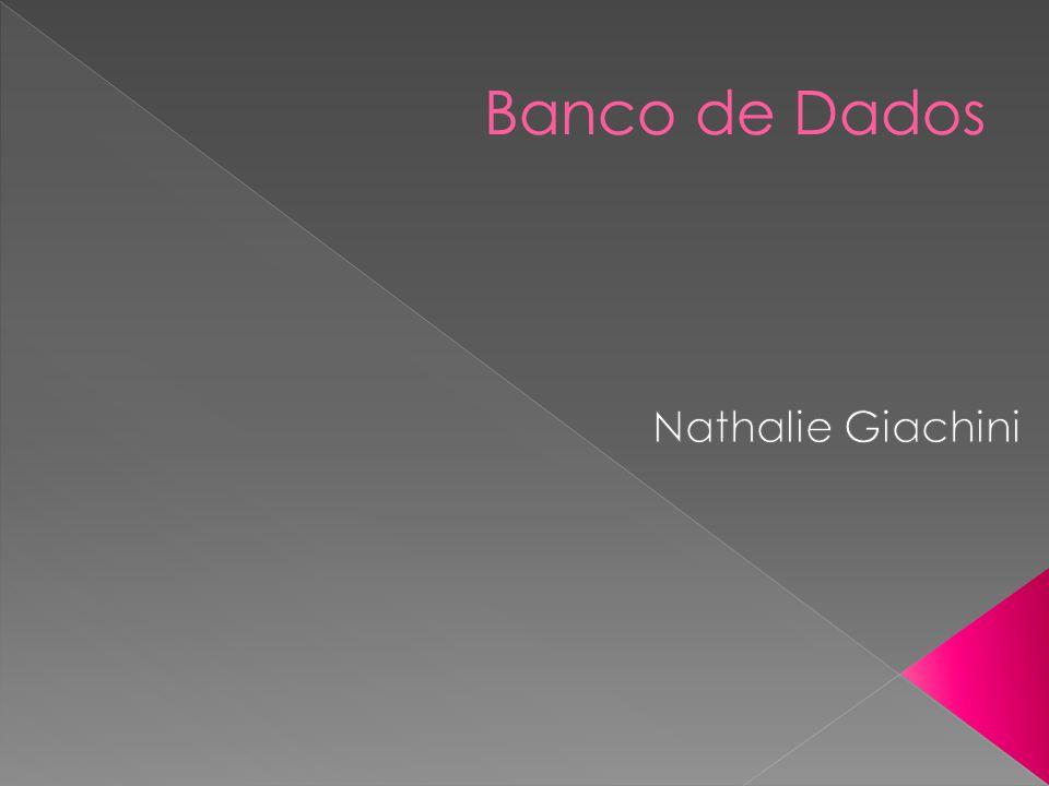 Banco de Dados Nathalie Giachini