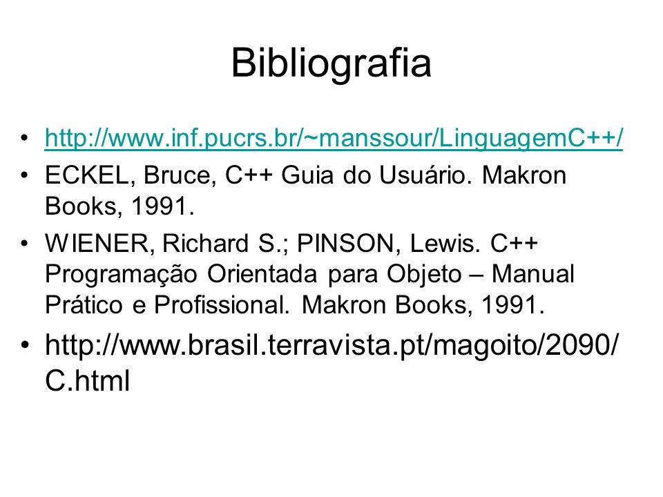 Bibliografia http://www.brasil.terravista.pt/magoito/2090/C.html