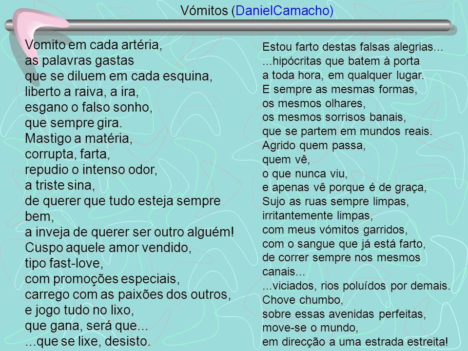 Vómitos (DanielCamacho)