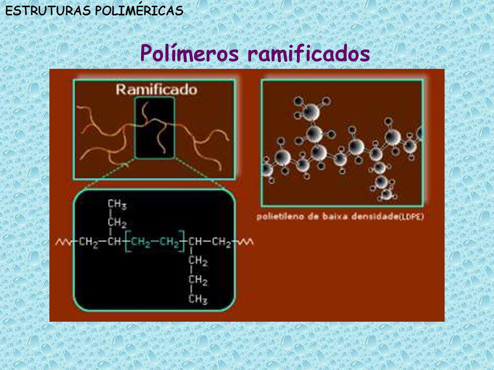 Polímeros ramificados