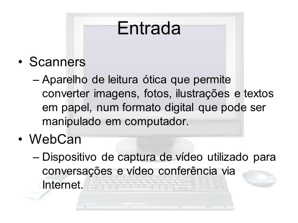 Entrada Scanners WebCan