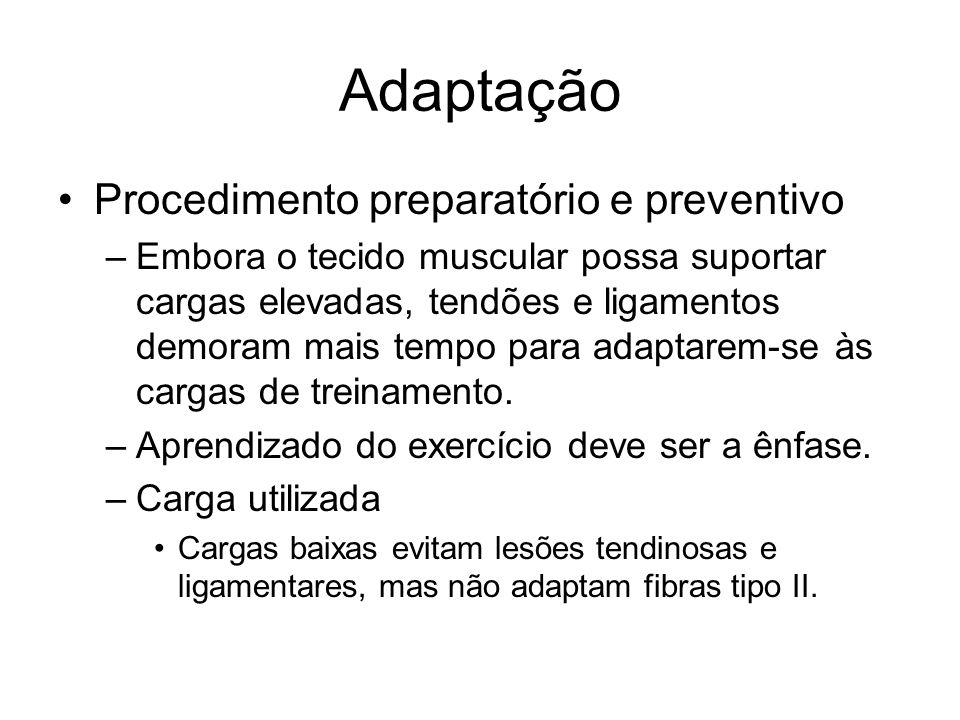 Adaptação Procedimento preparatório e preventivo