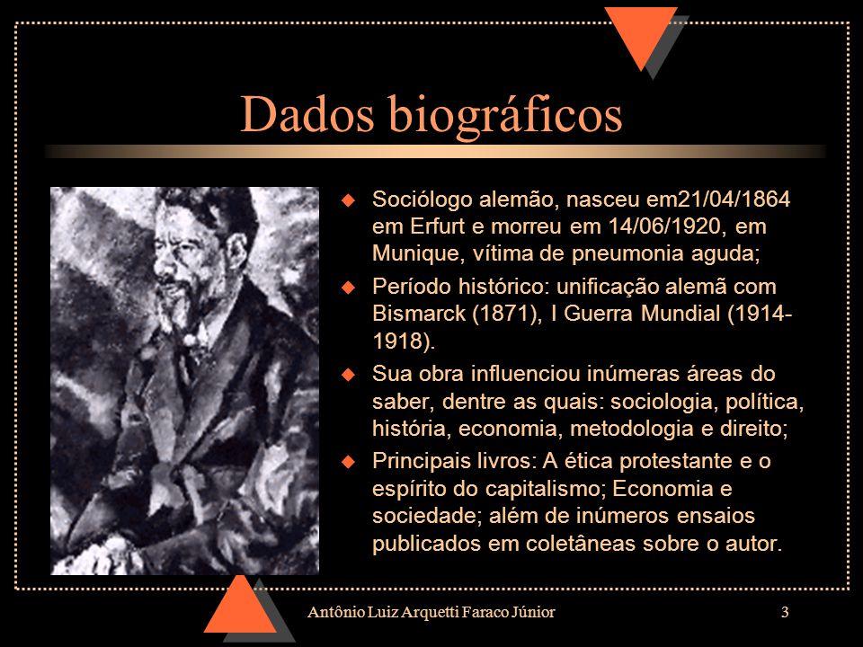 Antônio Luiz Arquetti Faraco Júnior