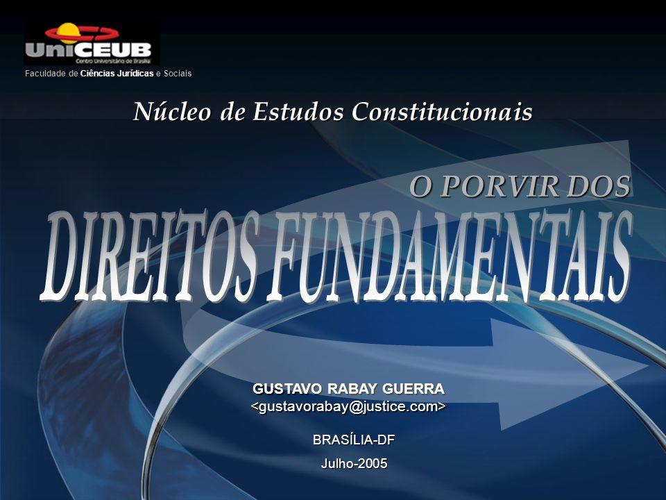 Núcleo de Estudos Constitucionais