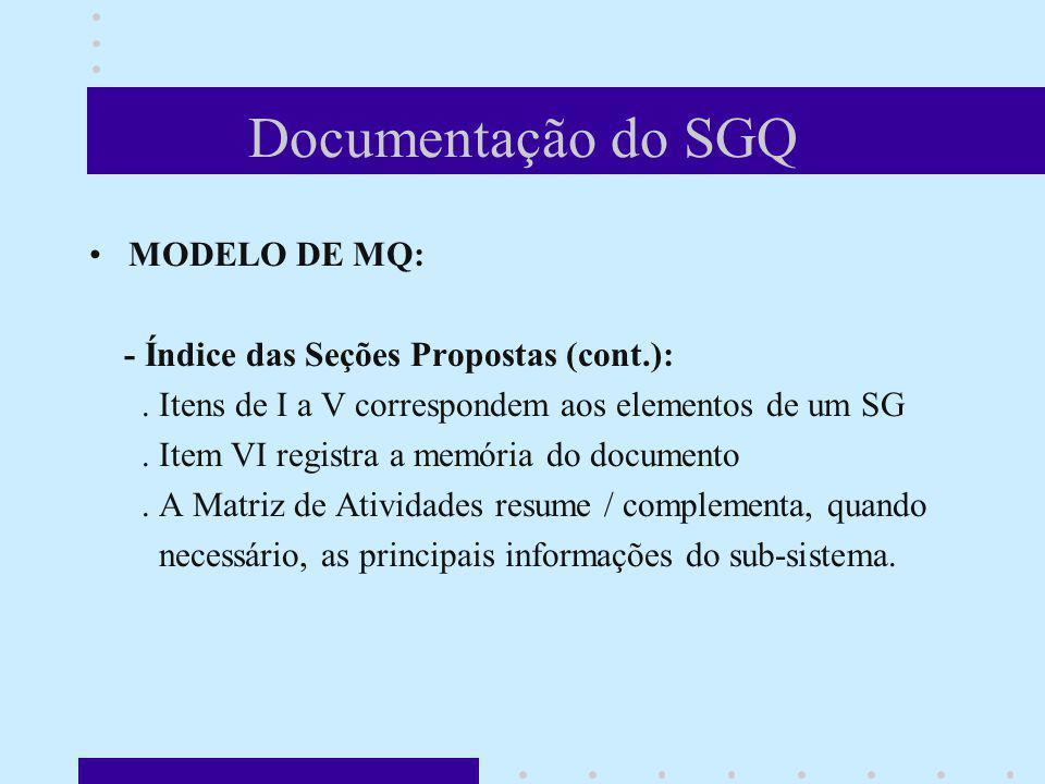 Por favor, verifique o modelo de matriz do MQ 1.0