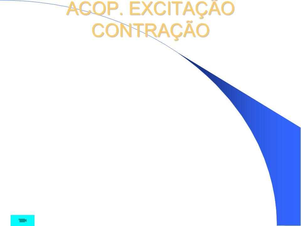 ACOP. EXCITAÇÃO CONTRAÇÃO