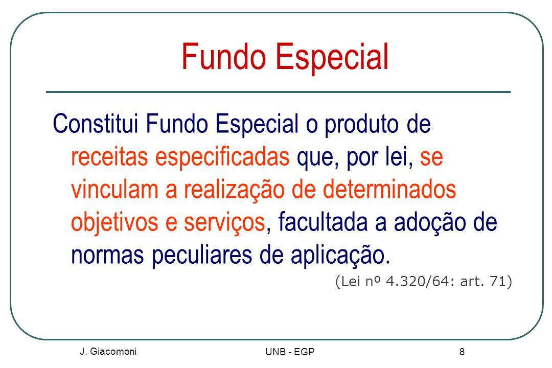 Fundo Especial