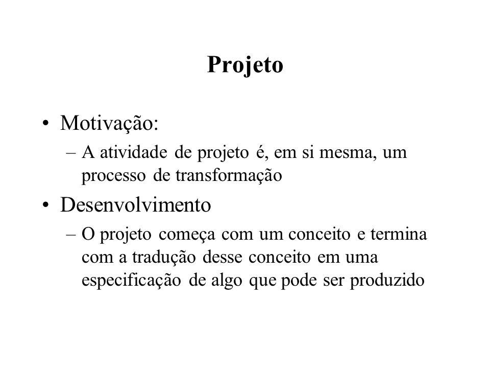 Projeto Motivação: Desenvolvimento