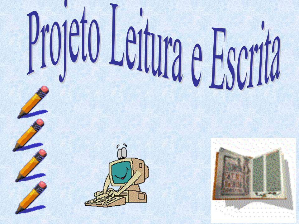 Projeto Leitura e Escrita