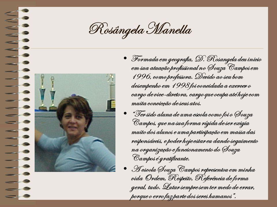 Rosângela Manella