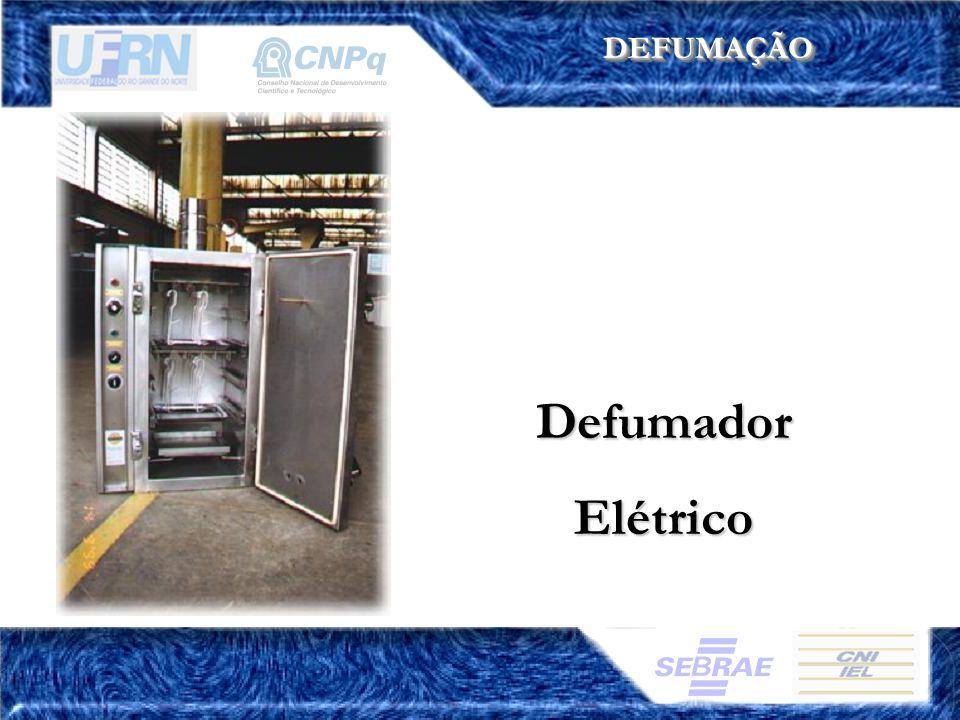 DEFUMAÇÃO Defumador Elétrico