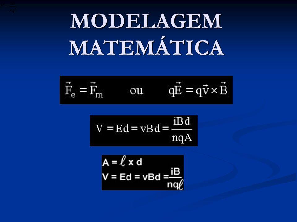 MODELAGEM MATEMÁTICA
