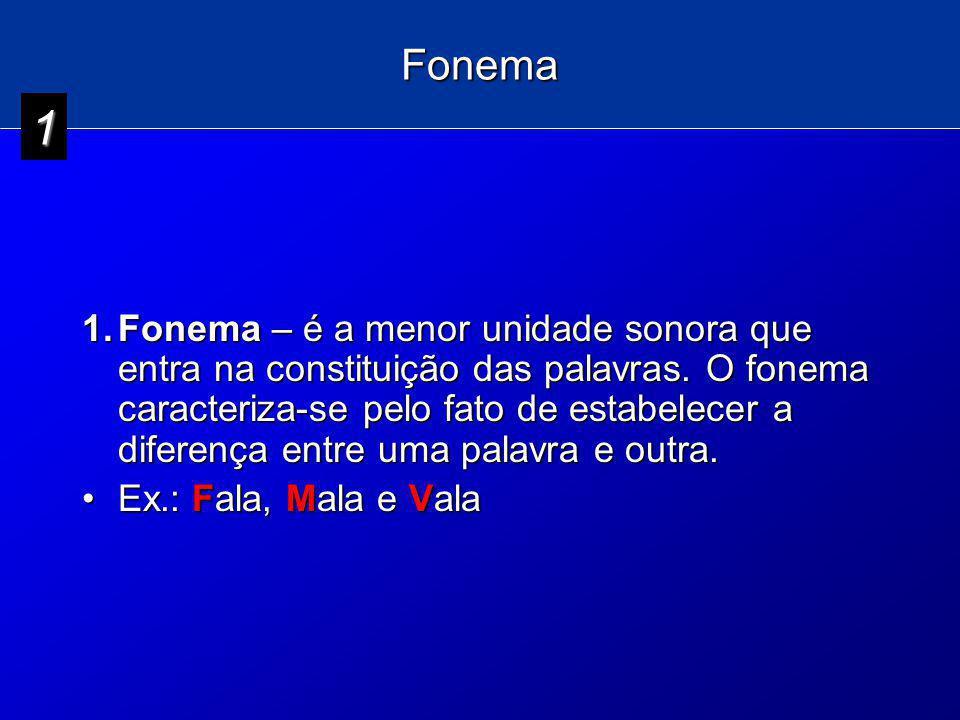 Fonema 1.