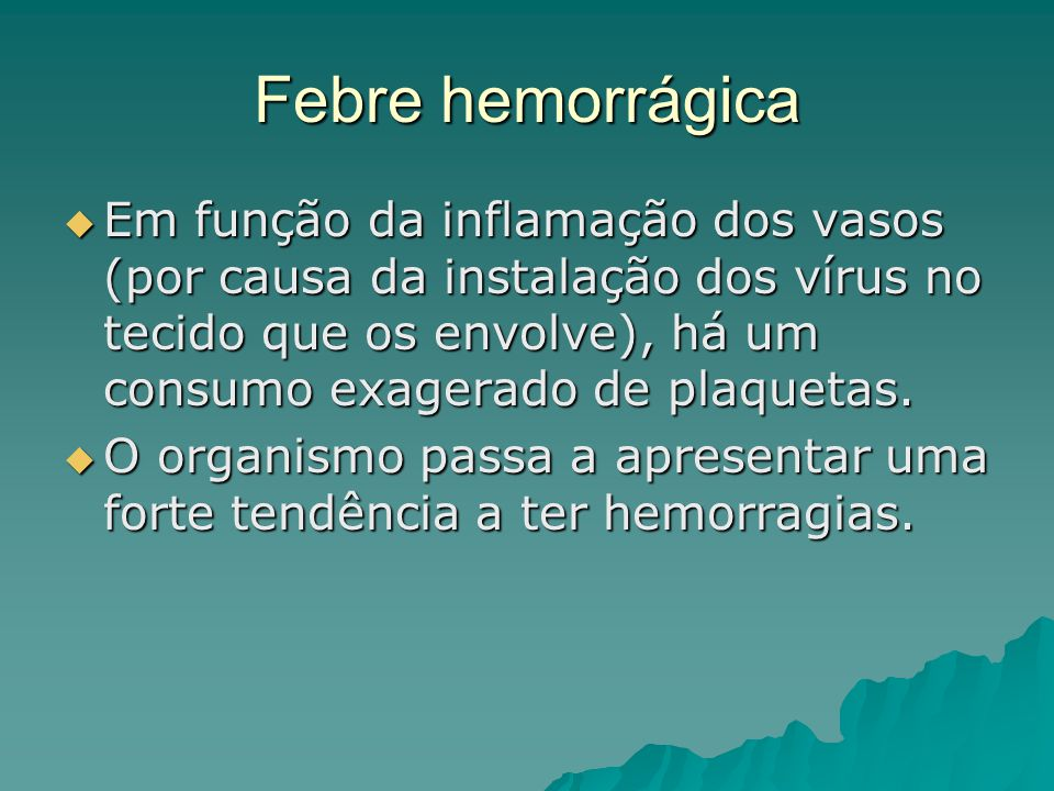 Febre hemorrágica