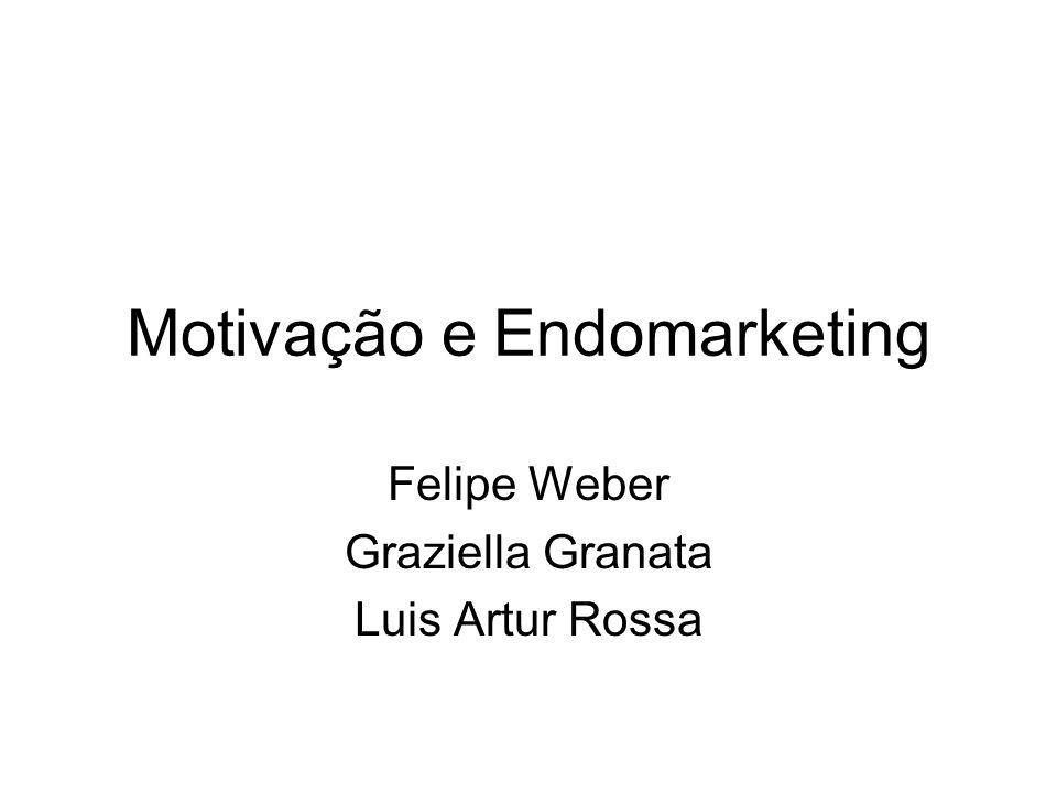 Motivação e Endomarketing