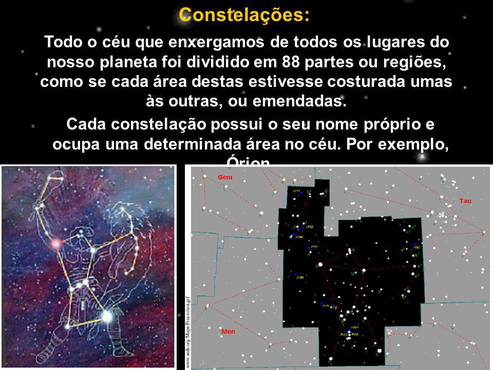 Constelações: